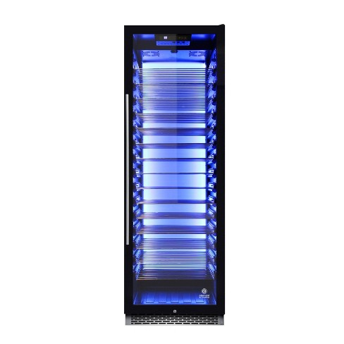 Vinotemp International Private Reserve Series 141-Bottle Commercial 168 Single-Zone Wine Cooler - image 1 of 4