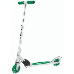 Razor A3 Kick Scooter - Green