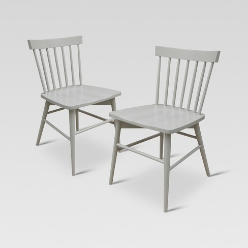 Set of 2 Windsor Dining Chair - Threshold™ - image 1 of 4