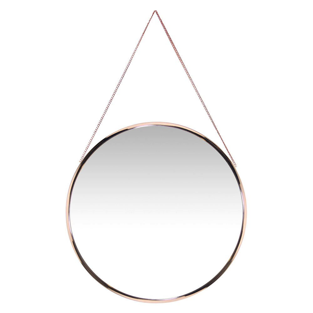 Franc 17.88 Wall Mirror Gold - Infinity Instruments