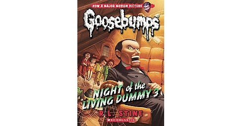 Night of the Living Dummy (Reissue) (Paperback) (R. L. Stine) - image 1 of 1
