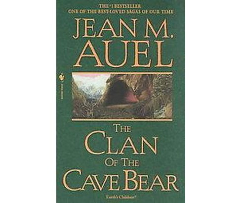 Clan of the Cave Bear (Reprint) (Paperback) (Jean M. Auel) - image 1 of 1