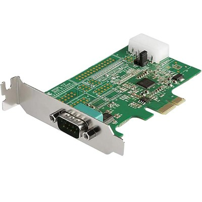 StarTech PEX1S953LP One-Port RS232 Serial Adapter Card