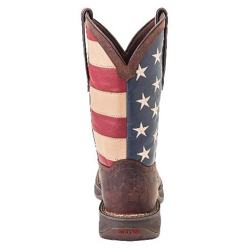 49752b41372 Men's Durango® Union Flag Western Boots