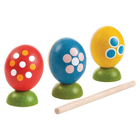 PlanToys® Egg Percussion Set - image 1 of 1