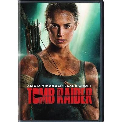 Tomb Raider (2018)(DVD)