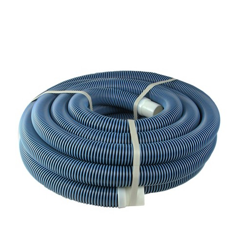 "Pool Central Spiral Wound Vacuum Swimming Pool Hose 35' x 1.5"" - Blue - image 1 of 3"