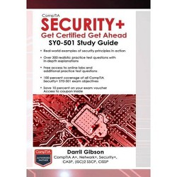 CompTIA Security+ Get Certified Get Ahead - by  Darril Gibson (Paperback)