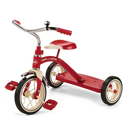 Radio Flyer Bike >> Radio Flyer 10 Classic Tricycle Red Target