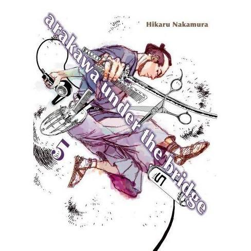 Arakawa Under the Bridge, 5 - by  Hikaru Nakamura (Paperback) - image 1 of 1