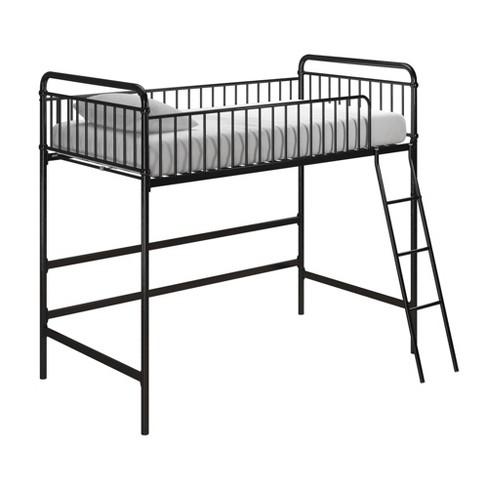 Twin Kaila Metal Loft Bed - Room & Joy - image 1 of 4