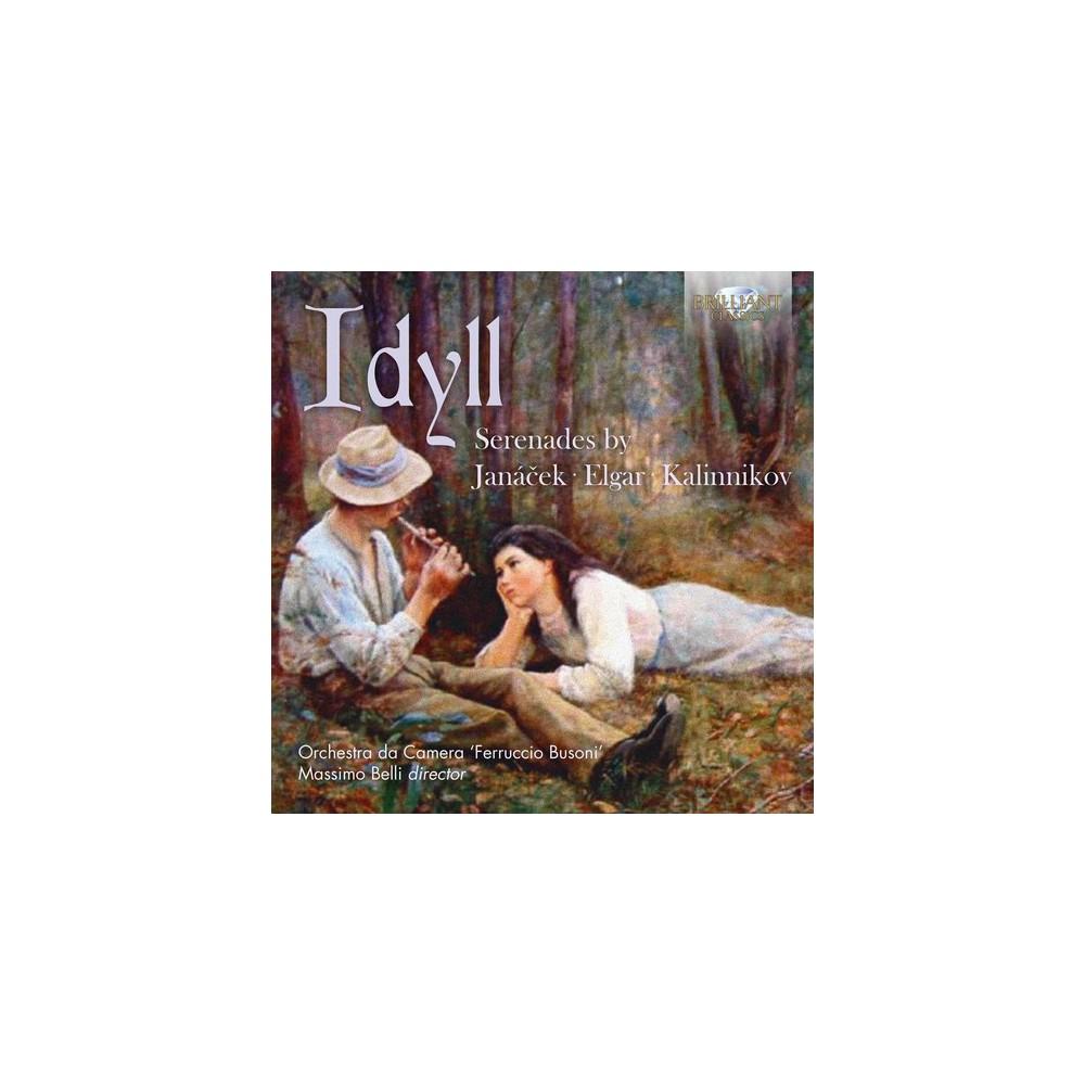 Massimo Belli - Idyll (CD)