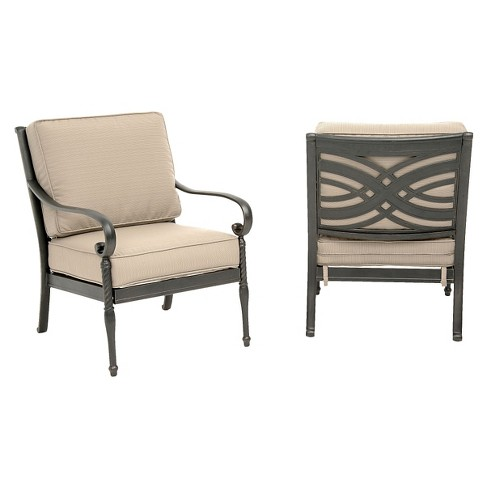 a037cb36e09d1 Play Kent 4-Piece Metal Patio Conversation Furniture Set - video 1 of 1. +  7 more