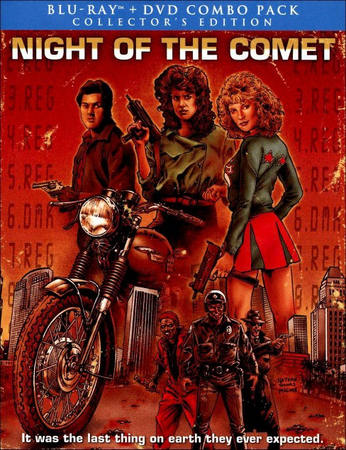 Night of the comet (Collector's editi (Blu-ray) - image 1 of 1