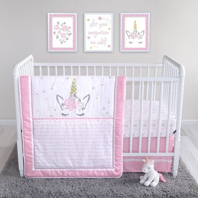 Sammy & Lou Crib Bedding Set - Mystical Dreams 4pc