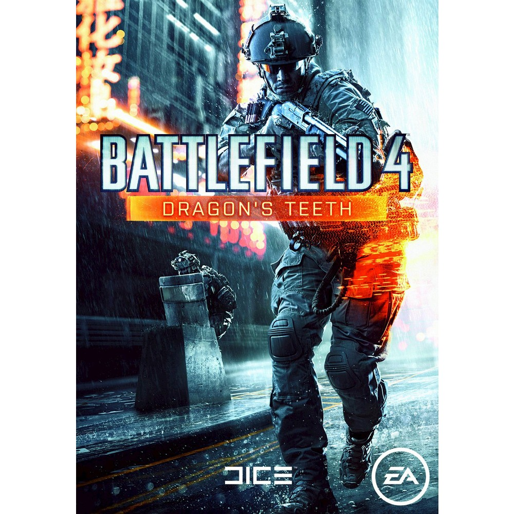 Battlefield 4: Dragon's Teeth - PC Game (Digital)