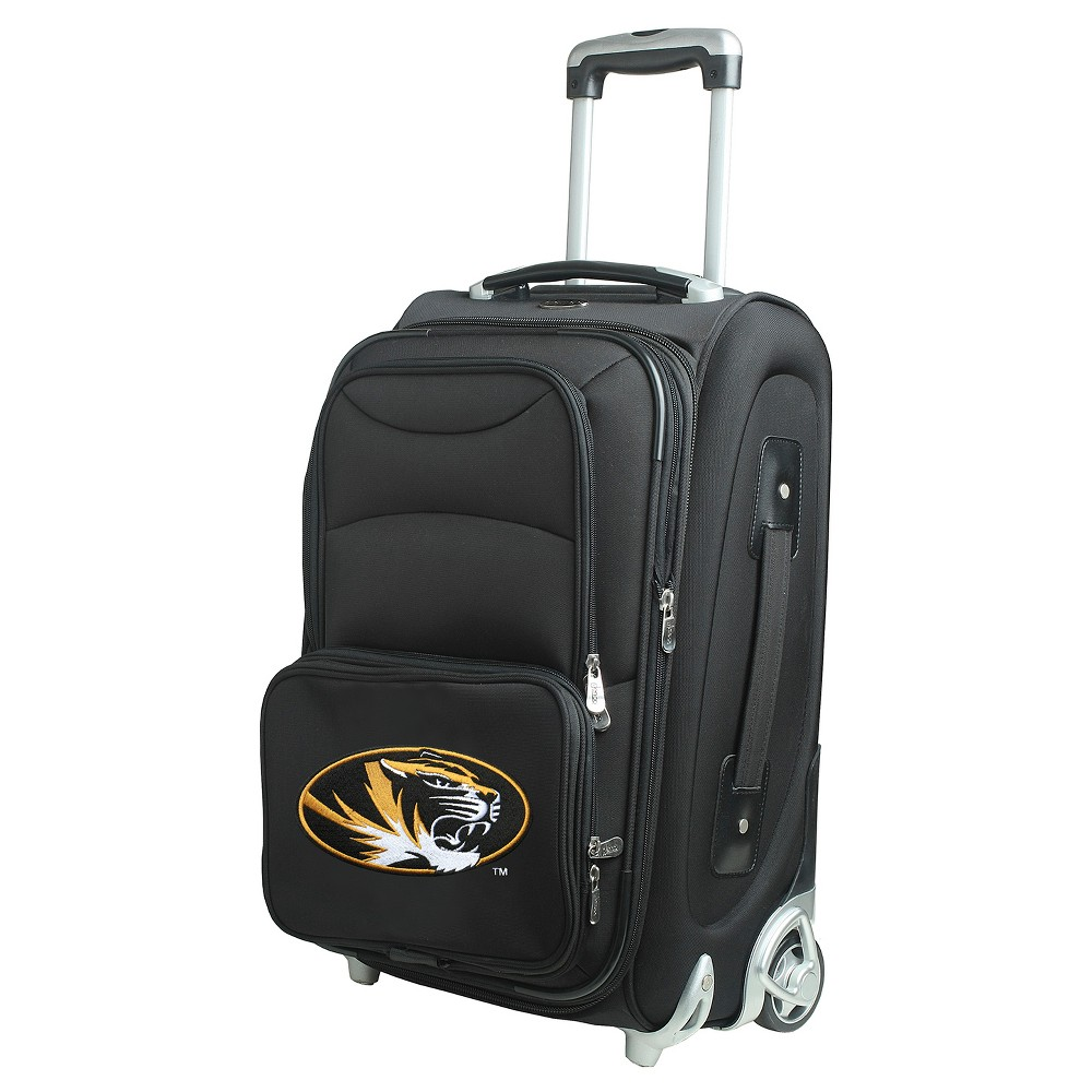 NCAA Missouri Tigers 21 Carry On Suitcase