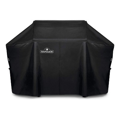 Napoleon Products 61665 Fade and Water Resistant Prestige PRO 665 Gas Bbq Grill Outdoor Storage Cover, Black