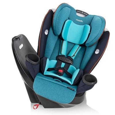 Evenflo Gold Revolve360 Rotational Convertible Car Seat - Sapphire
