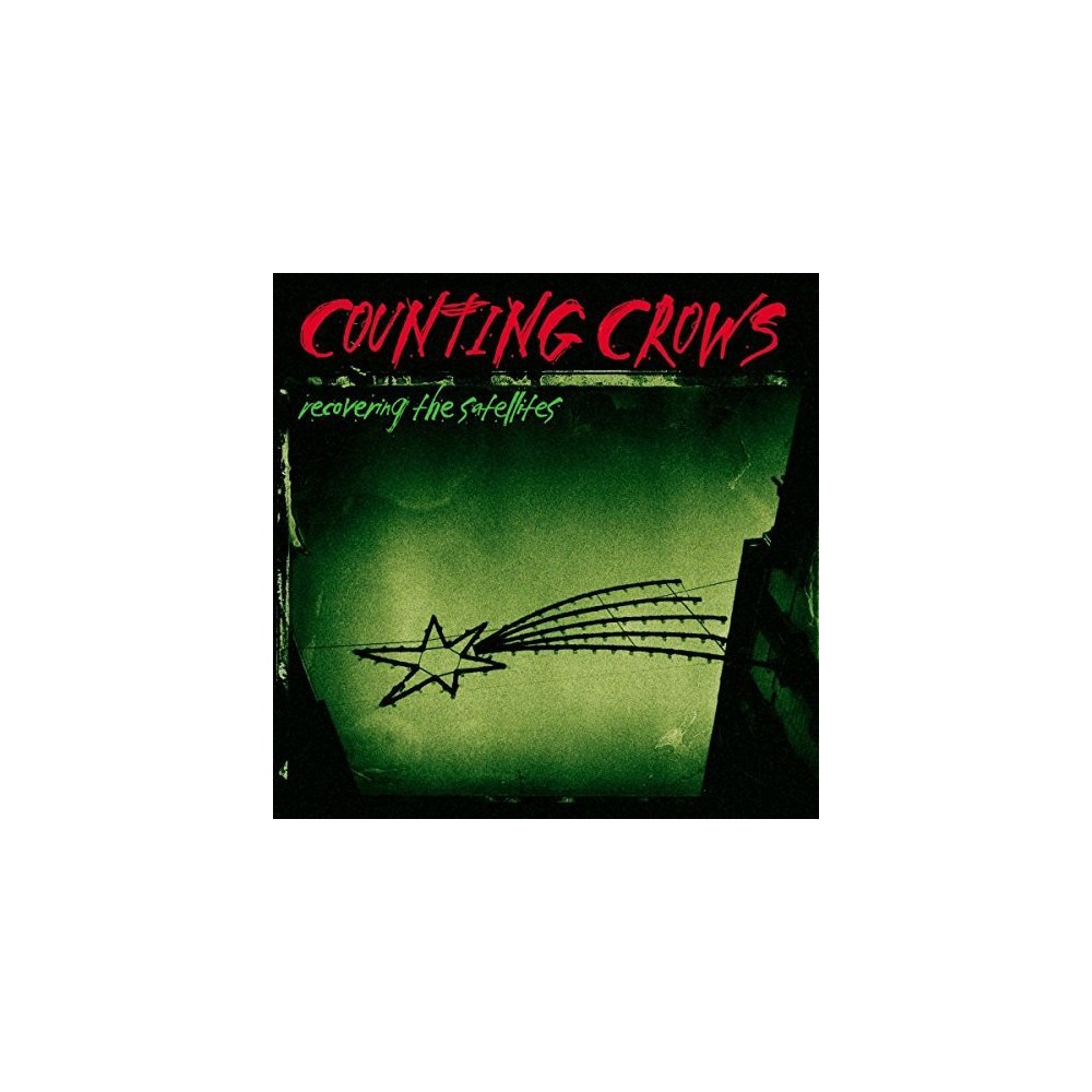 Counting Crows - Recovering The Satellites (Vinyl)