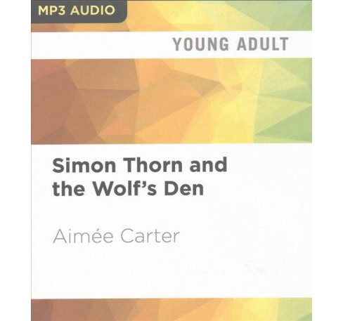 Simon Thorn and the Wolf's Den (MP3-CD) (Aimu00e9e Carter) - image 1 of 1