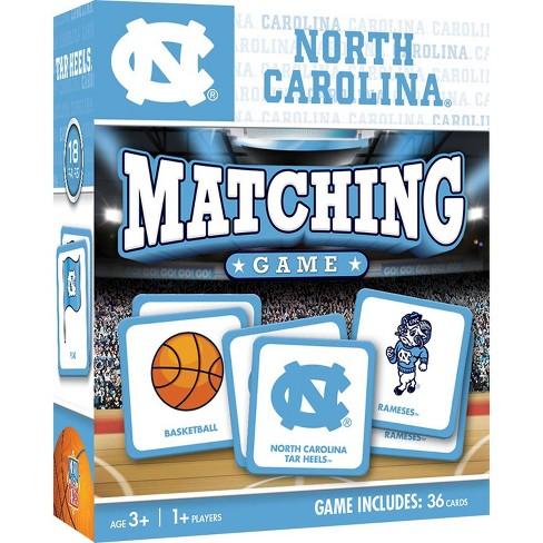 NCAA North Carolina Tar Heels Matching Game - image 1 of 2