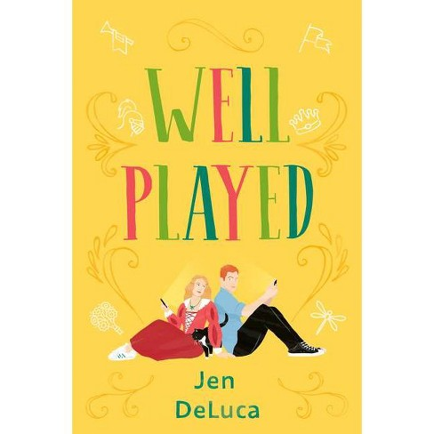Well Played - by  Jen DeLuca (Paperback) - image 1 of 1