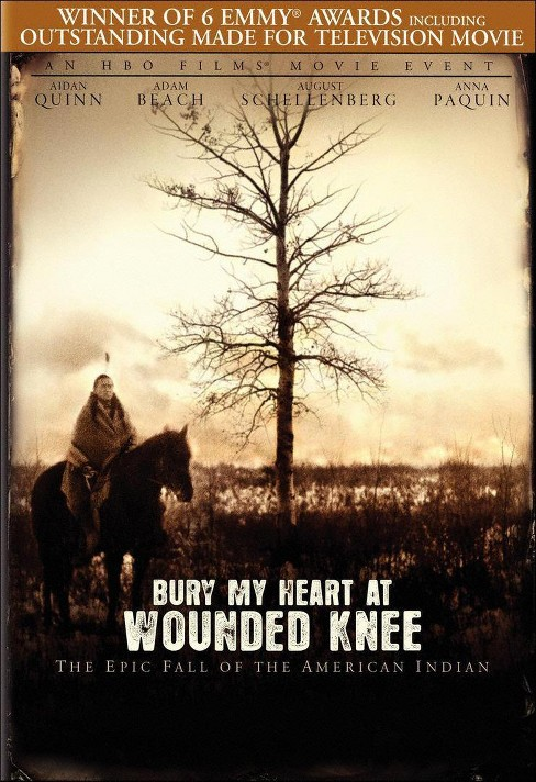 Bury my heart at wounded knee (DVD) - image 1 of 1