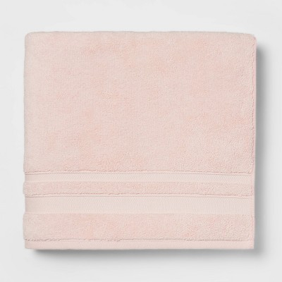 Performance Bath Towel Blush Pink - Threshold™