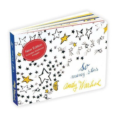 Andy Warhol So Many Stars - (Board Book)