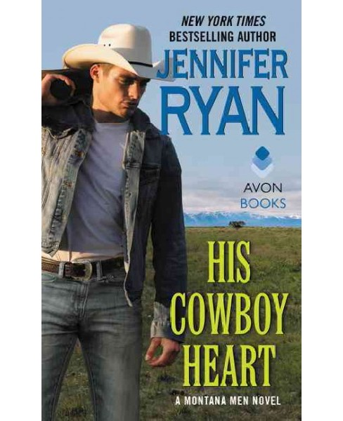His Cowboy Heart (Paperback) (Jennifer Ryan) - image 1 of 1