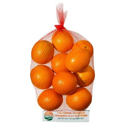 Navel Oranges - 4lb Bag