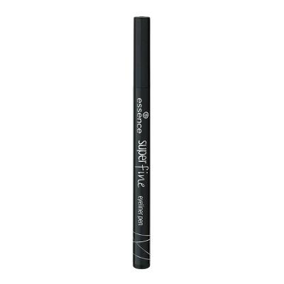 essence Super Fine Eyeliner Pen - 01 Deep Black - 0.03 fl oz