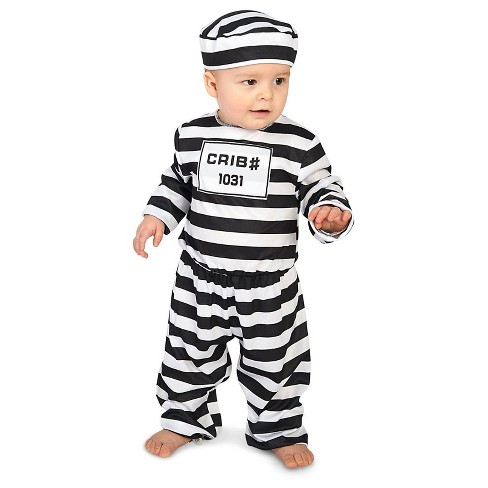 Baby Doin' Time Costume 12-18M - image 1 of 1