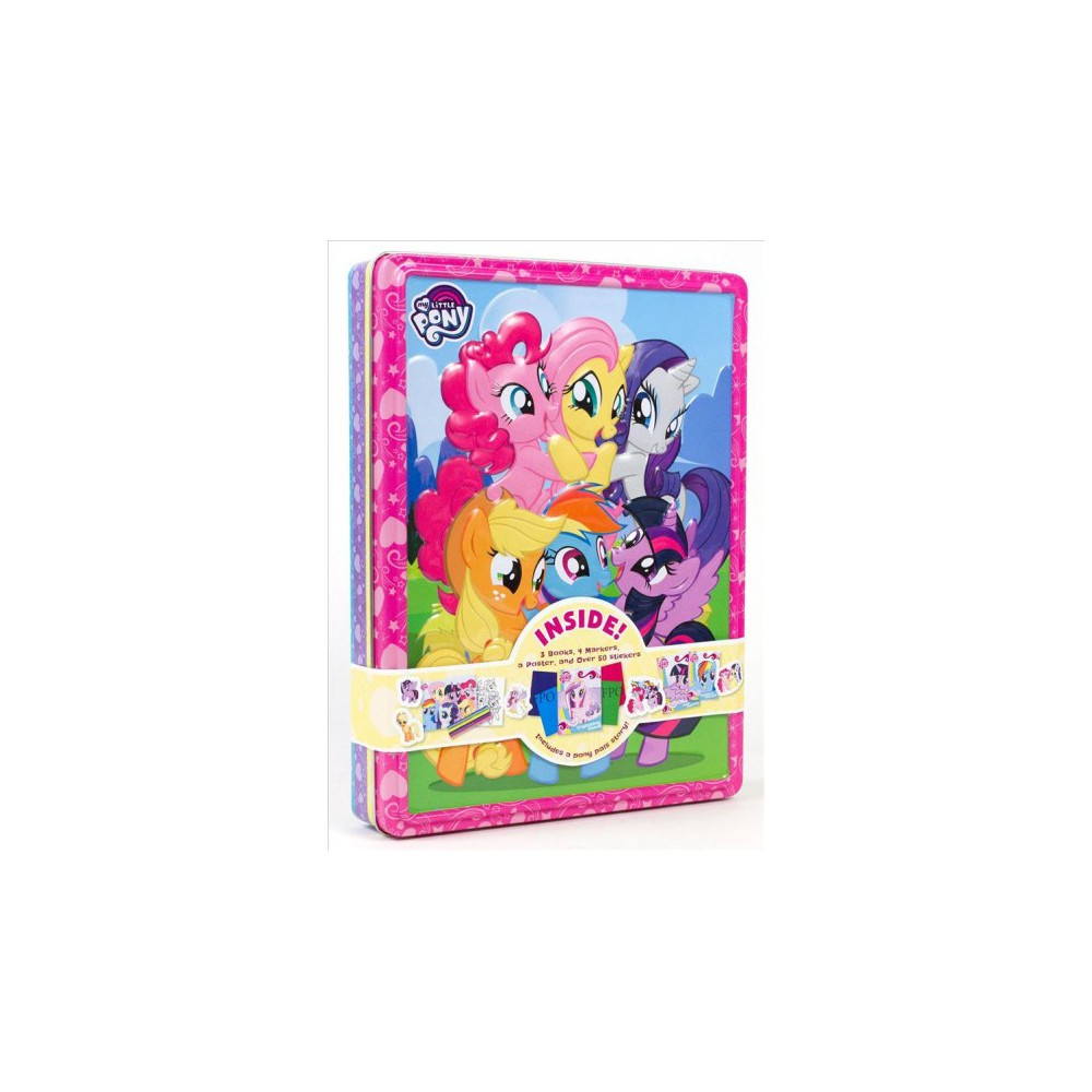 My Little Pony Collector's Tin (Paperback)