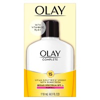 Deals on 3-Pk Olay Complete All Day Moisture SPF Cream 4oz + $5 GC