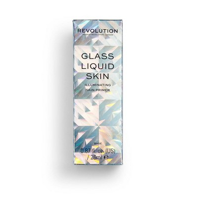 Makeup Revolution Glass Liquid Skin Serum - 0.5oz