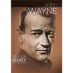 John Wayne: 20-Film Legacy Collection (DVD)(2016)