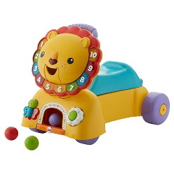Fisher-Price 3-in-1 Sit, Stride, and Ride Lion