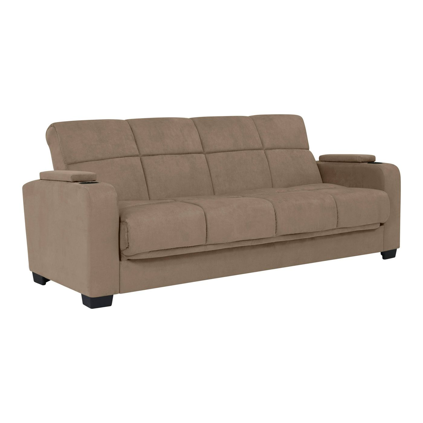 Handy Living Convert-a-Couch Full-Size Sleeper Sofa