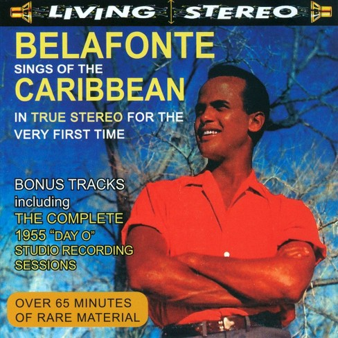 Harry Belafonte - Sings Of The Caribbean In True Stereo (CD) - image 1 of 1