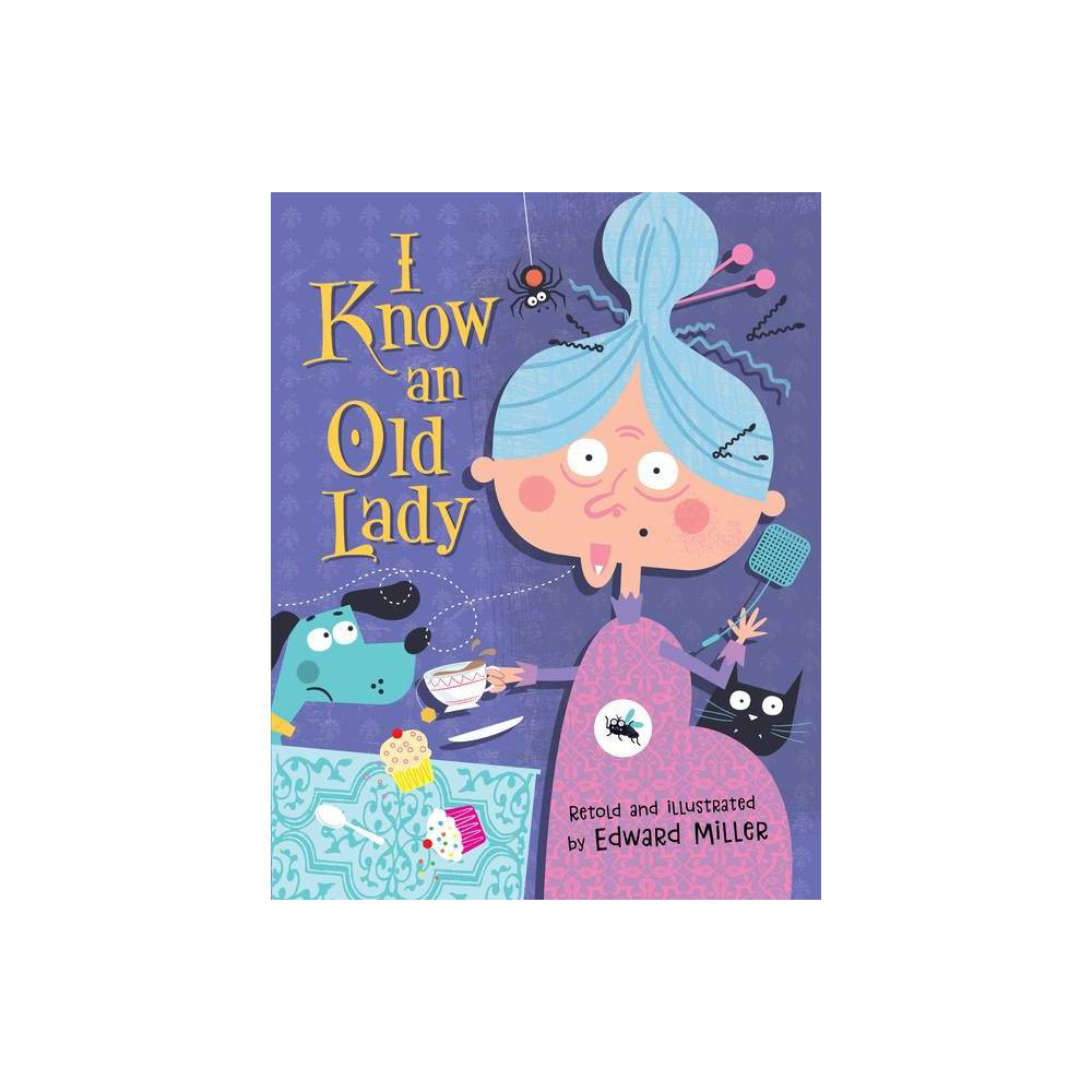 I Know An Old Lady Board Book