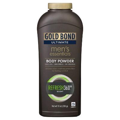 Body Powder: Gold Bond Ultimate