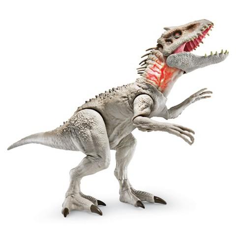Jurassic World Dino Rivals Destroy N Devour Indominus Rex Target
