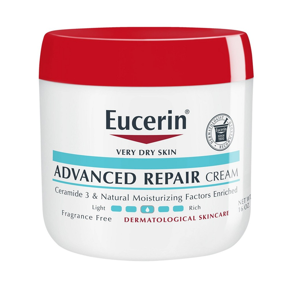 Image of Eucerin Advanced Repair Cream - 16oz
