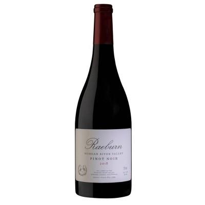 Raeburn Pinot Noir Red Wine - 750ml Bottle