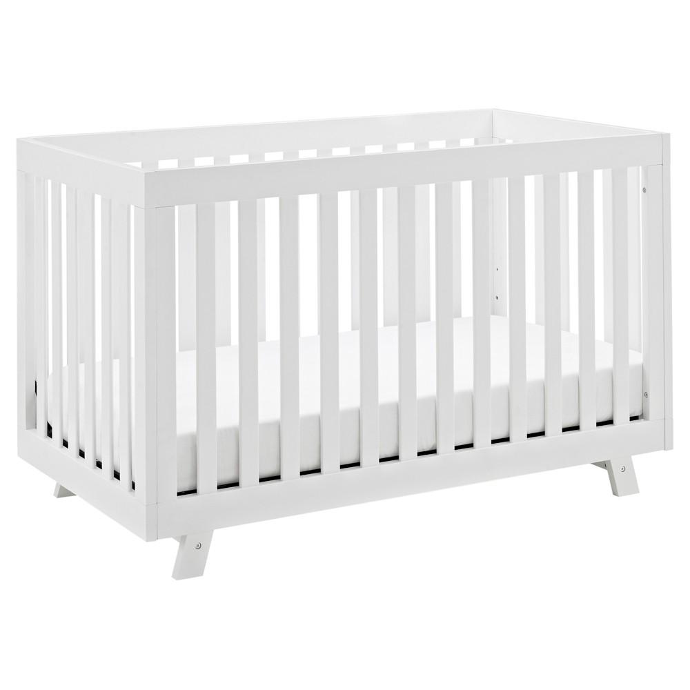 Status Beckett 3-in-1 Convertible Crib - White