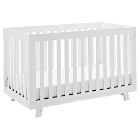 Storkcraft Beckett 3-in-1 Convertible Crib - White - image 1 of 4