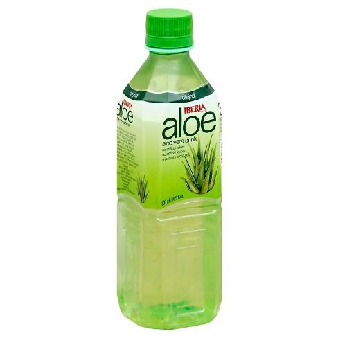 Aloe Images iberia aloe drink - 16.9 oz : target