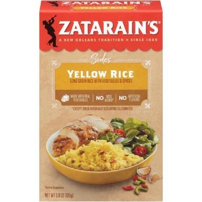 Zatarain's New Orleans Style Yellow Rice - 8oz